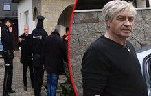 Vdovec po Bartošové Rychtář (59): VTRHLA K NĚMU POLICIE