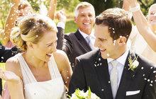 Spadla klec: Dnes je světový den manželství!