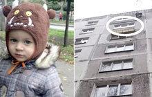 Sebevrah vyskočil z 8. patra: Dopadl na malého chlapečka (†2)!