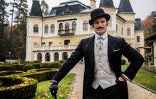 Ján Koleník (38) o seriálu 1890: Popsal prokletí tajemného zámku