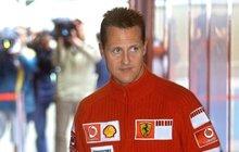 ŠOK! Schumacher odpojen od dýchacích přístrojů…