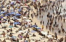 Extrémně rozdílné počasí na planetě Austrálie vs. USA: 120 °C rozdíl!