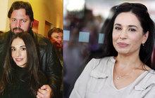 Přerušení kontaktů mezi Kuklovou a Pomeje: Dojemný hereččin vzkaz pro nemocného exmanžela