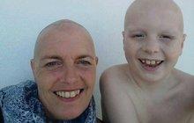 Rodinná tragédie: Syn (9) má 2 druhy leukémie, jeho máma (49) 2 nádory v prsu!