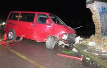 Podivná bouračka u Znojma: Nehodu nezpůsobil, čeká ho ale basa!