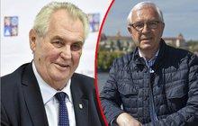 Zeman versus Drahoš: Bitva postojů prezidentských kandidátů