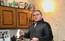 Harapes (71) ukázal byt na Malé Straně: Vrstvy prachu a děsná koupelna!