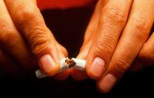Slavíme 30. Světový den bez tabáku: Típněte to! Alespoň dnes!