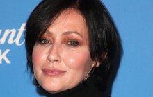 Nemocná Brenda z Beverly Hills 90210: Už vymetá večírky!