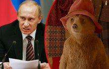 Putinovi cenzoři chtěli zakázat Paddingtona!