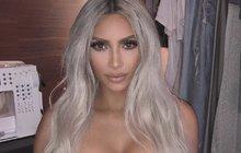 Průhledný trik Kim Kardashian!