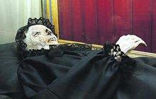 Badatelé odhalili původ tajemných mumií: Marnivá Žofie a starý kněz z Egypta!