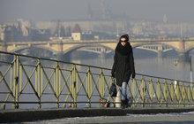 Dnes naměříme až 13 °C: Jarní počasí vydrží do...