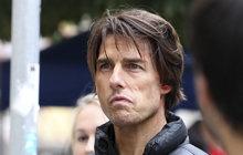 Zranění Toma Cruise: Takhle jsem si zlomil kotník!