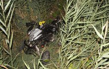 Muž (23) havaroval se čtyřkolkou: Jel bez helmy, řidičáku, navíc opilý a topil se v...