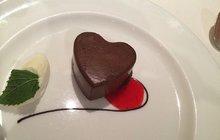 Valentýnské pečení: Minidortíky ve tvaru srdce