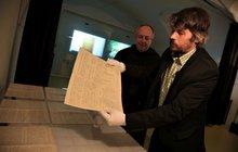 V Brně ukážou Mendelův rukopis: 50 let ztracený spis zakladatele genetiky
