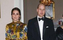 Británie v šoku: Princ William a Kate se rozešli!