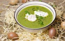 Recepty na polévky: Krkonošská kopřivačka