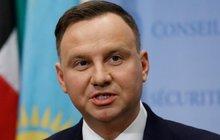 Polský prezident: Naše jídlo je světové kvality!