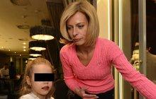 Vystrašená Kloubková (41): Další trable s dcerou