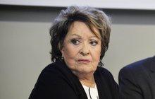Jedna ze slovenských televizí si do svého pořadu pozvala naši nejznámější herečku. O zábavu tudíž nebyla nouze, škoda jen, že ji tam nějak nemohli přijít na jméno...