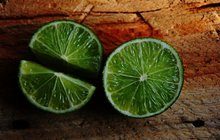 Zavařovat lze i v zimě: Limetová marmeláda s likérem