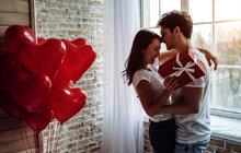Valentýn je i pro chlapy: Dárky pro něj!