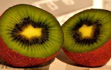 Zavařovat lze i v zimě: Vitaminová bomba z kiwi a mandarinek