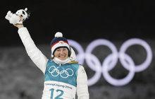 Veronika Vítková vybojovala první medaili: Pak jí šlo o život!