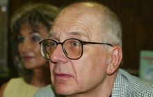 14 let od skonu Miloslava Šimka (†64): Místo léčby psychická muka
