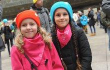 V Česku se koná den dětské onkologie: Zuzce (10) »vzal« nádor oko