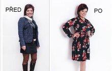 PROMĚNA ČTENÁŘKY: Anna (56) z Mostu by si troufla i na kratší šaty!