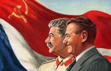Se Sovětským svazem na věčné časy a nikdy jinak! Tohle heslo začalo platit před 70 lety, kdy se komunisté v čele s Klementem Gottwaldem (†56) chopili v Československu moci. Na převrat 25. února 1948 netrpělivě čekal i tehdejší sovětský vůdce Josif Vissarionovič Stalin (†74).