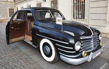Do muzea získali »Gottwaldovu« limuzínu: Vládní speciál  »létal« vzduchem!