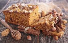 Sladké pro diabetiky: Zázvorový chlebíček