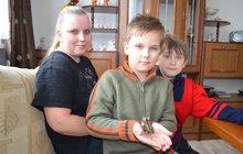 Matka dvou dětí Zuzana Leksová (31) z Havířova nemá jednoduchý život. Nejprve ji opustil manžel, pak přestal platit na dva syny výživné a ona nakonec neměla peníze na nájem. Museli z bytu a skončili v azylovém domě. Teď už se znovu staví na vlastní nohy, a to i díky čtenářům Aha!.