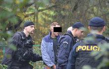 Zavraždil v Doubici na Děčínsku dívku (†14) a pokusil se zabít její kamarádku (16).
