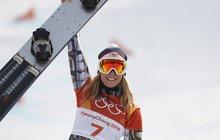 Královna Ester: Ledecká má ZLATO i ze snowboardu!
