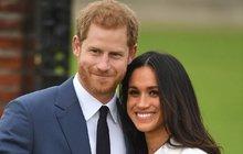 Meghan Markle a princ Harry: Tahali svět  »za fusekli«?