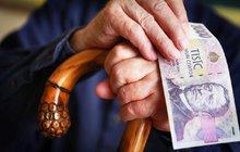 Dobrá zpráva pro seniory: Nové zvýšení důchodů!
