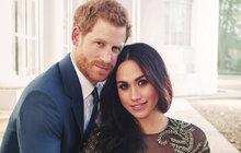 Svatba Harryho a Meghan: Takové pozvánky jste ještě neviděli!
