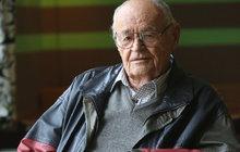 Režisér Tří oříšků Václav Vorlíček (87): OZAŘOVÁNÍ