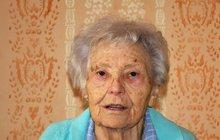 Brigita Bakovská (89) vzpomíná na válečné roky: Před plynem mě zachránila kráska!