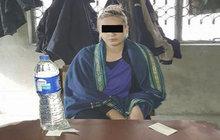 Češka Tereza H. (21) v Pákistánu: Začal soud s pašeračkou heroinu