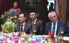 Šéf čínské CEFC a Zemanův poradce: Zatčen kvůli podezření z machinací
