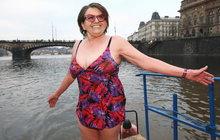 Zuzana Kronerová: Pro Lva do studené vody?