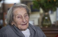 Atletická legenda Dana Zátopková (95) o svých dvou olympiádách i manželu Emilovi...