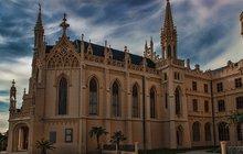 Památky Unesco: LEDNICKO-VALTICKÝ AREÁL