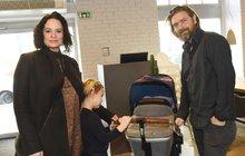 Čvančarová se pyšní těhotenským bříškem: Na výpravě za kočárkem!